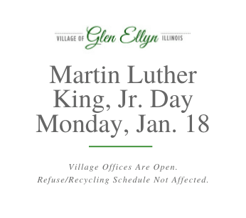 MLK Office Open